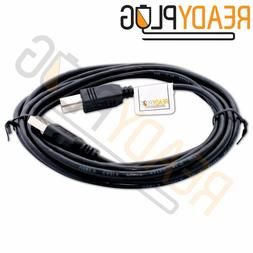 10 ft ReadyPlug USB Cable for HP Envy 4500 E-All-in-One Prin