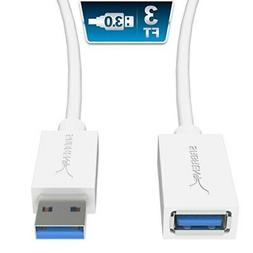 Sabrent USB 3.0 Extension Cable CB-3060-R A-Male to A-Female 6 feet