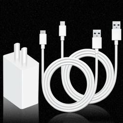 3 Accessory Power Adapter Charger 2x USB Cable for Samsung G