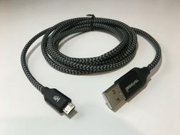 iSeekerKit 6ft High Speed Charging Cord USB 2.0 A Male to Mi