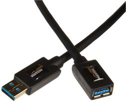 AmazonBasics USB 3.0 Extension Cable - A-Male to A-Female -