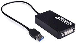 Plugable USB 3.0 to VGA/DVI/HDMI Video Graphics Adapter for