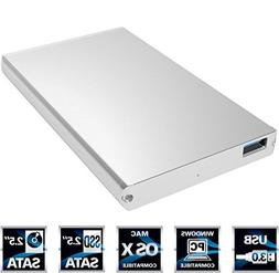 Sabrent Ultra Slim USB 3.0 to 2.5-Inch SATA External Aluminu