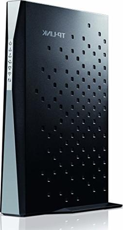 TP-Link 16x4 AC1750 Wi-Fi Cable Modem Router | Gateway |  68