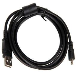 Mizar Cybershot USB Cable: #1 Camera USB Cable For Sony Alph