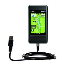 USB Data Hot Sync Straight Cable for the Golf Buddy World wi