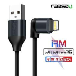 Ugreen Apple MFi Lightning to USB Cable Fast Charging Data C
