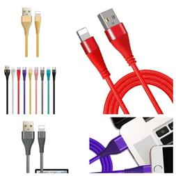 braided usb charger cable for iphone 11