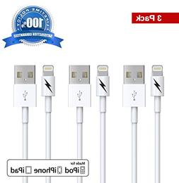 Certified iPhone 5 & 6 Charging Cable Lightning Cord - Genui