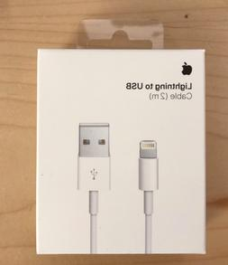 new original iphone lightning cable 2m 6ft