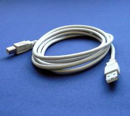 Brother HL-2280DW Printer Compatible USB 2.0 Cable Cord for