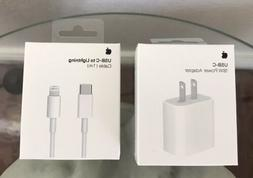 For Apple iPhone 11 11Pro Max XS iPad 18W USB-C to Cable Fas