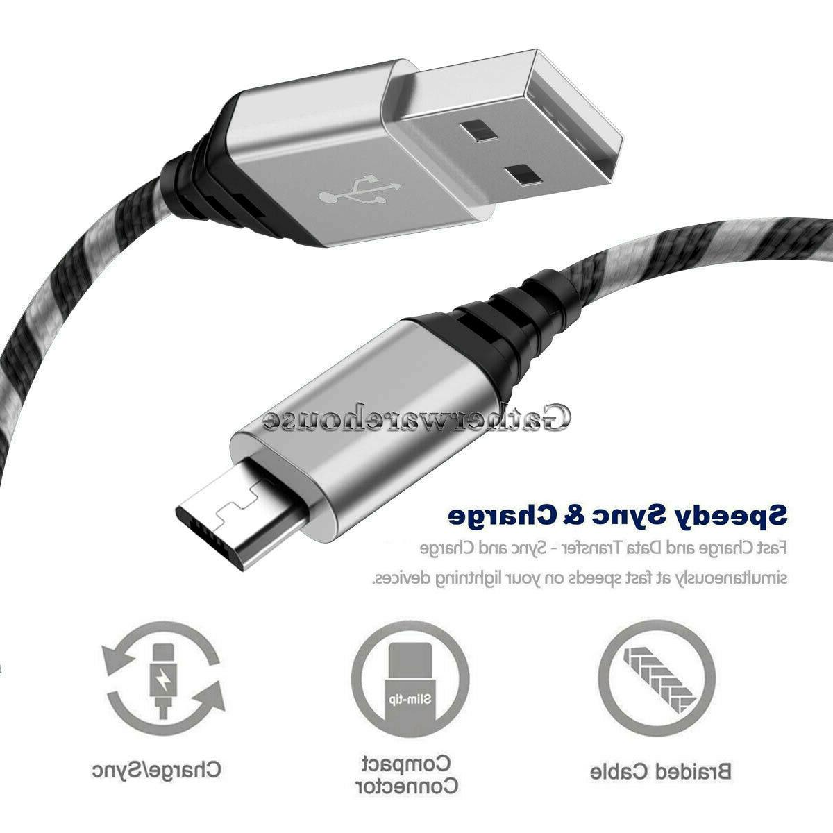2-PACK Edge Note Charger Cord