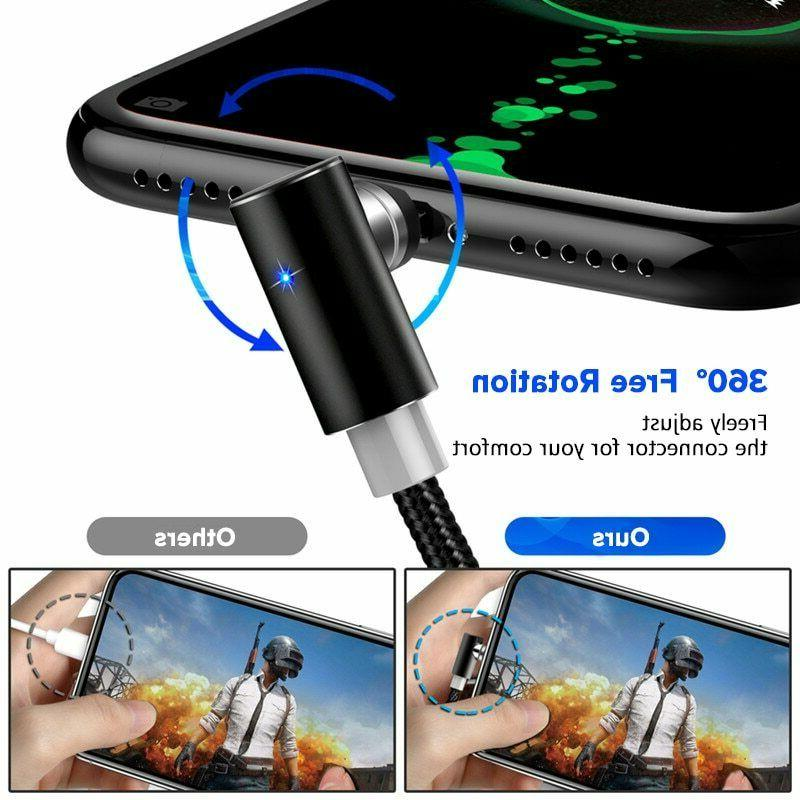 INIU Magnetic Cable Micro USB Type Charger For Fast