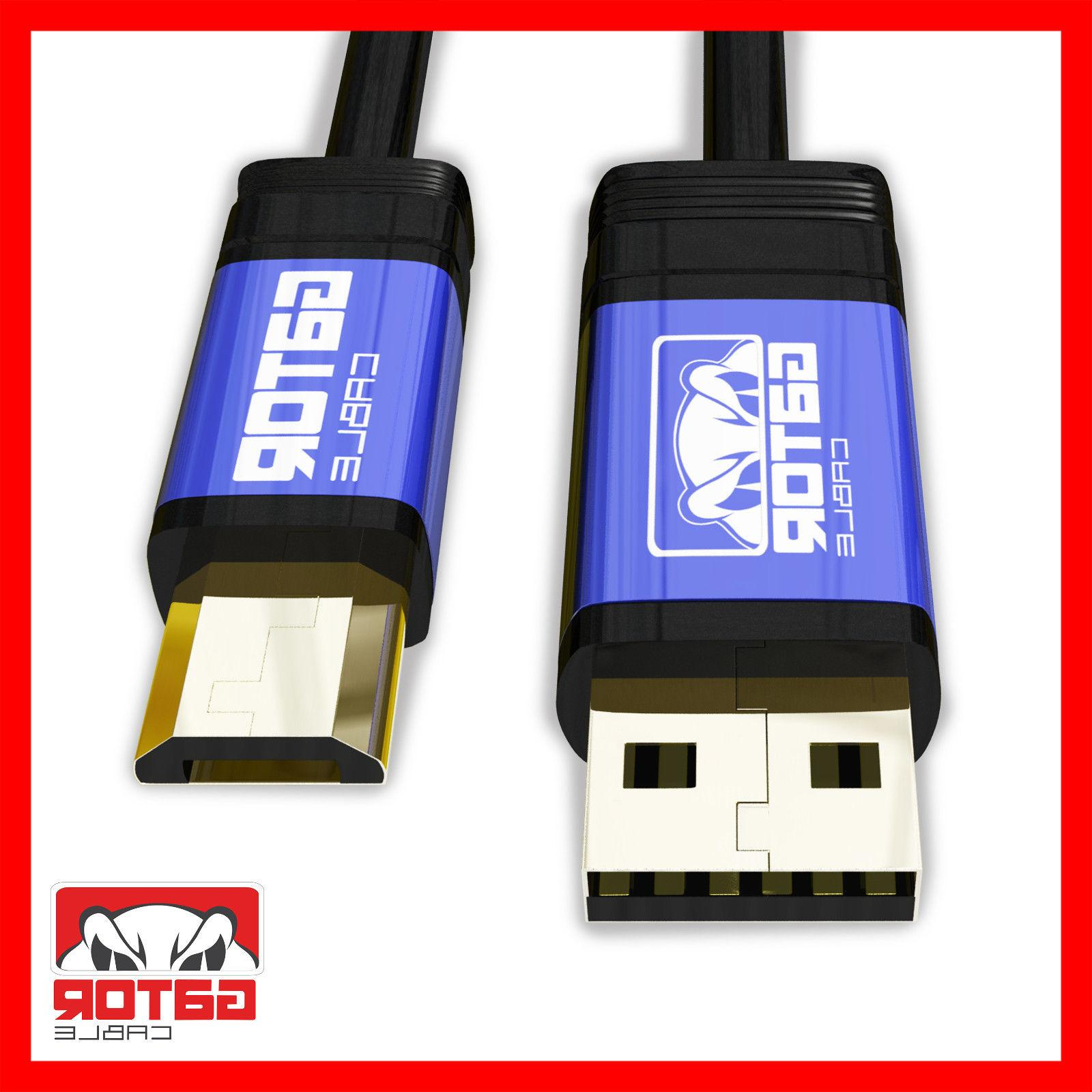 Micro USB Charger Cable Sync for LG