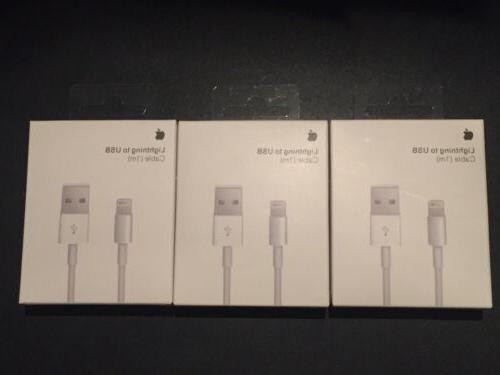 Original Apple Lightning to USB Charge Cable for iPhone 5,6,