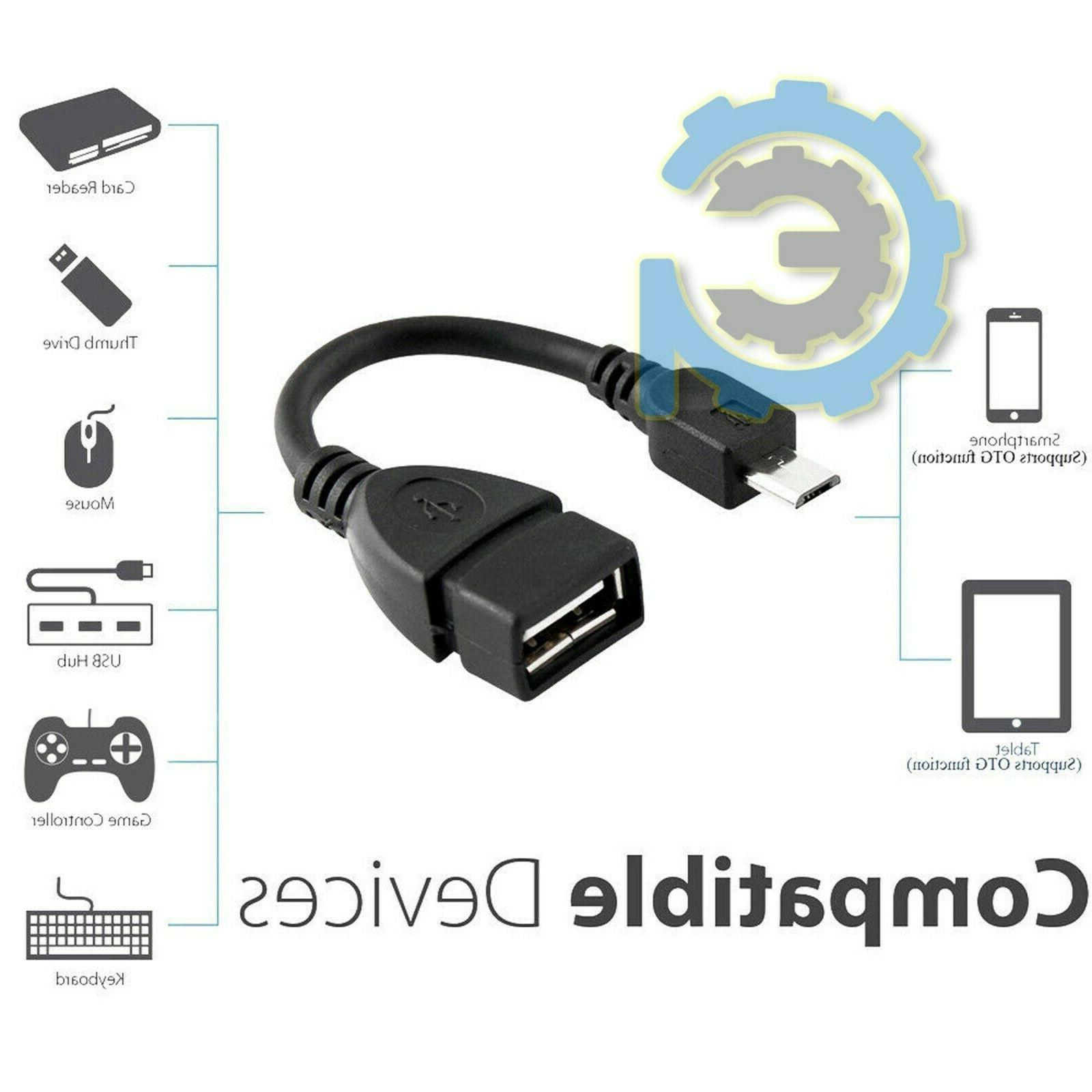 Durable USB Host Male Android