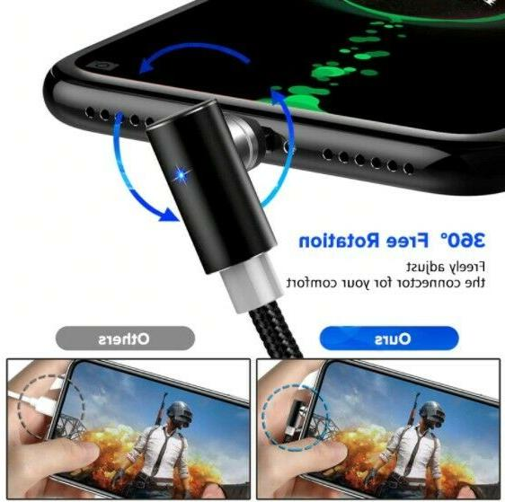 INIUFast Magnetic Cable Micro For Android/IOS
