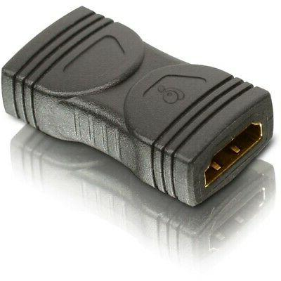 IOGEAR GHDCPLRW6 Audio/Video Adapter - Gold Connector