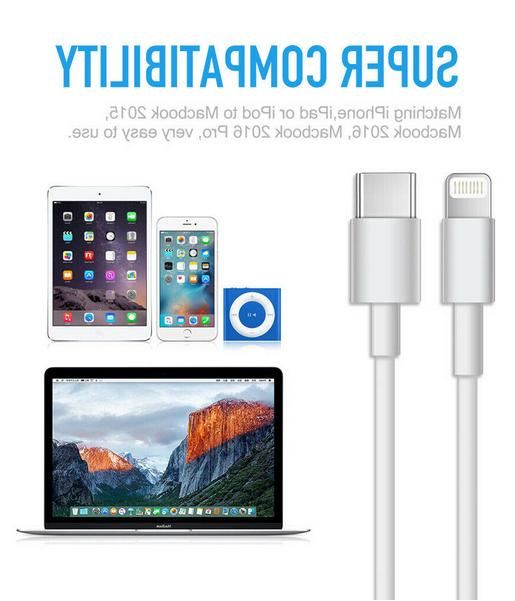 For Max XS USB-C Lightning Fast Charger
