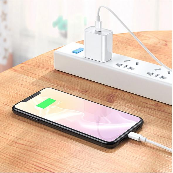For iPhone Max USB-C Lightning Cable Fast Charger Cord