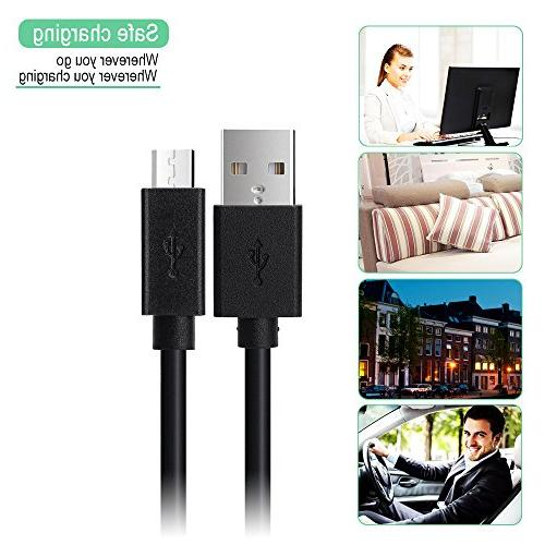 Micro Cable Covery 6 USB Cable Android Devices, Motorola More