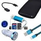 OTG USB Cable Card Reader Pouch Cover for Samsung Galaxy Not