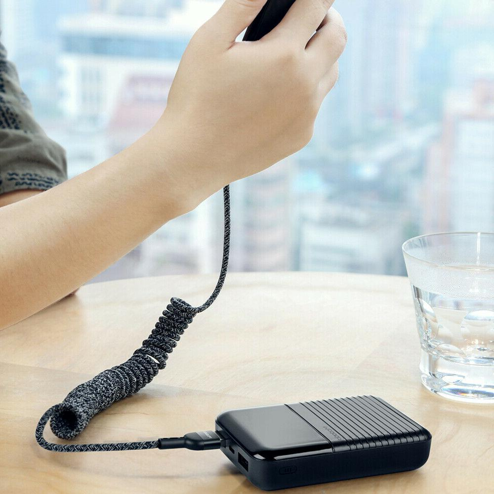 MCDODO USB LED Fast Charger Data