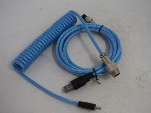 tez cables z series custom coiled aviator