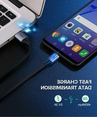 Ugreen A To Micro B Charger Fast Charge Speed