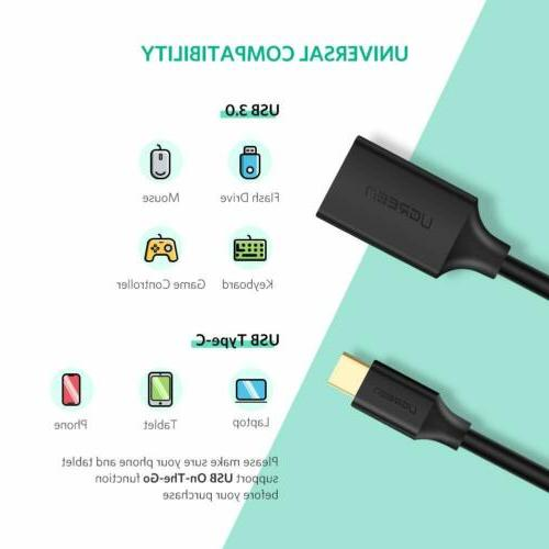 Ugreen USB Cable Adapter S8 Huawei