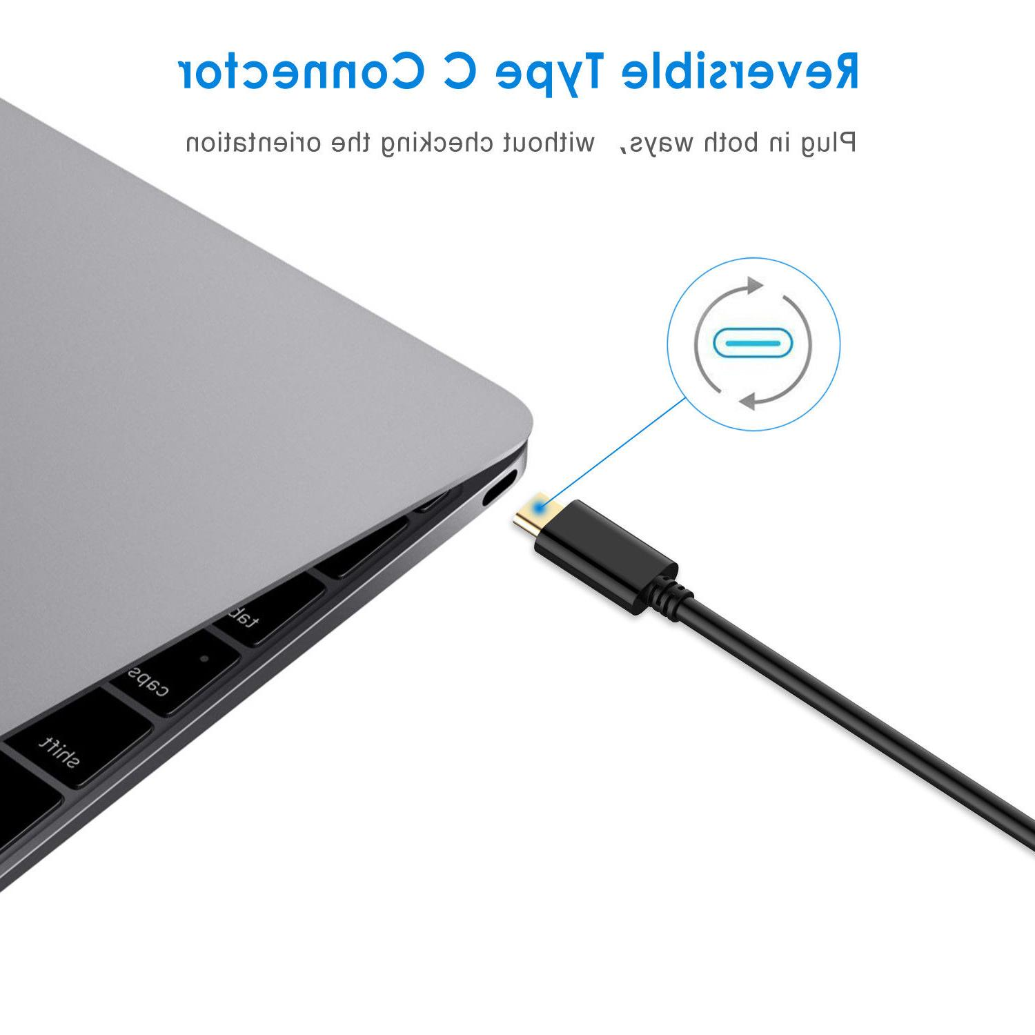 Rankie USB DisplayPort Cable to Compatible