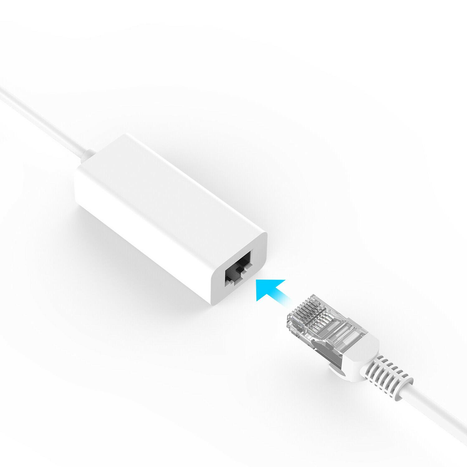 LENTION Ethernet Cable Adapter PC