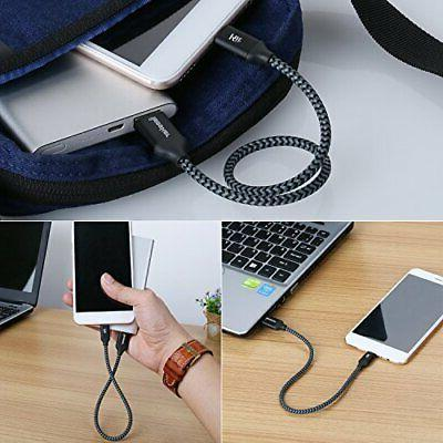 USB iSeekerKit USB Cable 1ft Fast Charger