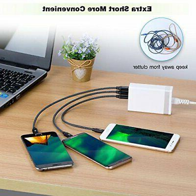 USB Type iSeekerKit Short C Charger Com