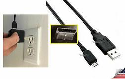 LONG USB Cable Cord for HP Envy 120 411 4500 4508 5534 5544