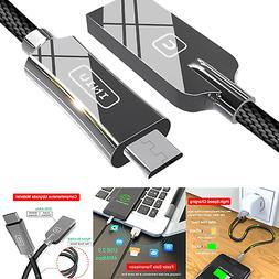 INIU Micro USB Cable Android 2.4A Quick Charging Zinc Alloy