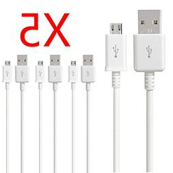 Micro USB Cable Android, Covery Family 6-Pack  USB to Micro
