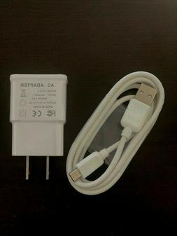 New Generic 2 AMP Micro USB Charger for Samsung Android Cell