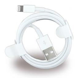 New Original Apple iPhone Lightning Cable 1m 3ft USB Chargin
