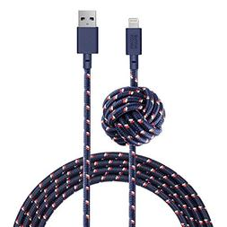 Native Union Night Cable - 10ft Ultra-Strong Reinforced  Lig