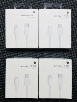 Original Charger For Apple iPhone 11 Lightning to USB-C Cabl