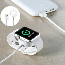 Qi Wireless Charger Magnetic Pad USB Cable for Samsung Gear