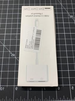 Suitable for Apple Lightning to USB 3 Camera Adapter