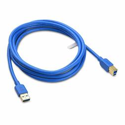Cable Matters USB 3.0 Cable  in Blue 6 Feet - Available 3FT