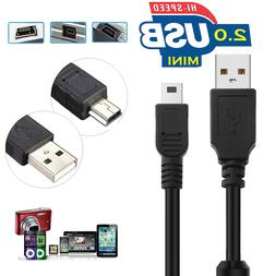 USB 2.0 - Mini-USB to USB Cable  - High-Speed A Male to Mini