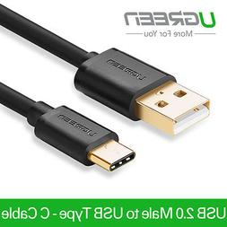 Ugreen USB 3.1 Type C Male to USB 2.0 Type A Male Cable