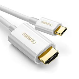 UGREEN USB C to HDMI Cable 4K USB Type C to HDMI Adapter Cab