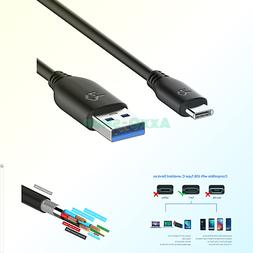Rankie USB-C to USB-A 3.0 Cable, Type C Charging and Data Tr