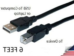 USB Cable Cord for HP Envy 4500 4511 4513 4516 5542 5549 563
